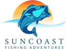Suncoast Fishing Adventures Logo